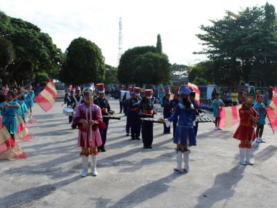 Ekstrakulikuler Drum Band SD Marsudirini Perawang